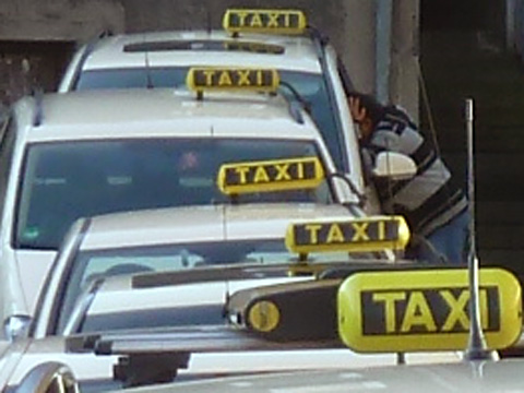 taxistand - Taxi Und Mietwagen Prufung Muster