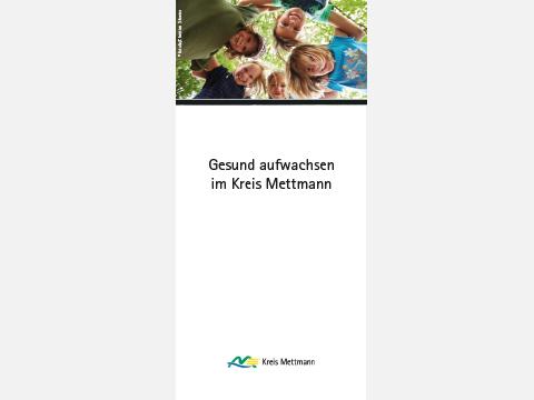 Gesund aufwachsen im Kreis Mettmann
