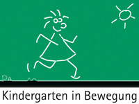 Kindergarten in Bewegung