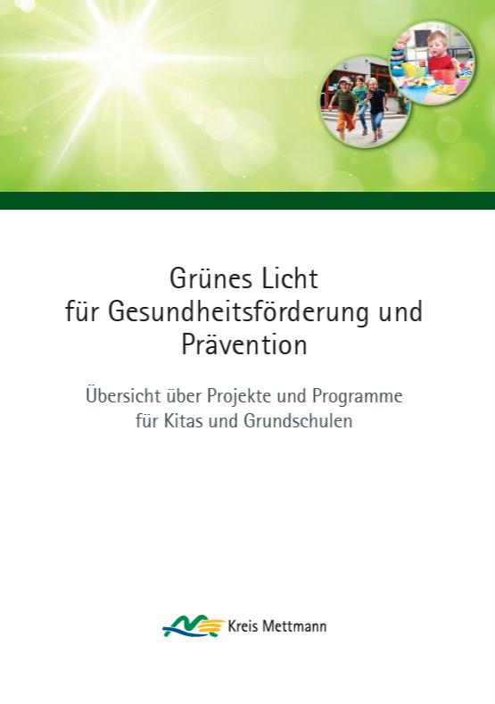 Grünes Licht für Gesundheitsförderung und Prävention