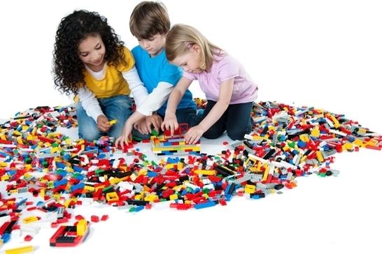 LEGO-Bauaktion im Neanderthal Museum