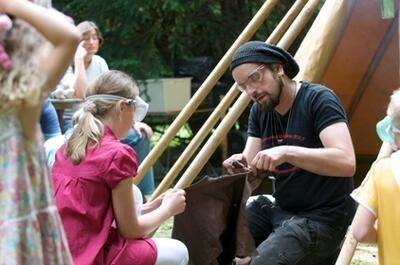 Sommerfest rund um das Neanderthal Museum