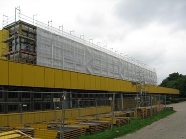 Energetische Gebäudesanierung am Berufskolleg Niederberg des Kreises Mettmann