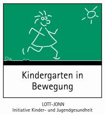 Kindergarten in Bewegung